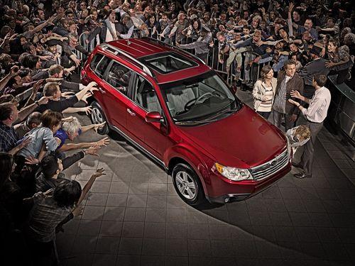 Subaru Print